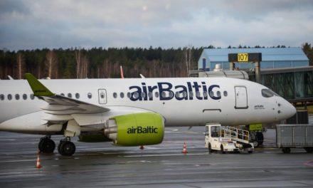 L'Avion Airbus A220 contreint d'atterir à Bordeaux pour un problème de moteur