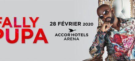 Congo: Fally Ipupa rassure ses Fans de la Tenue de son Concert  le 28 Février 2020 à   l'Arena à Paris