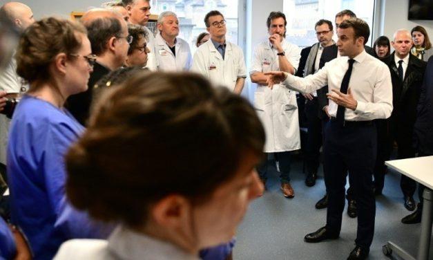 La France se prépare à l'arrivée de l'épidemie de Coronavirus