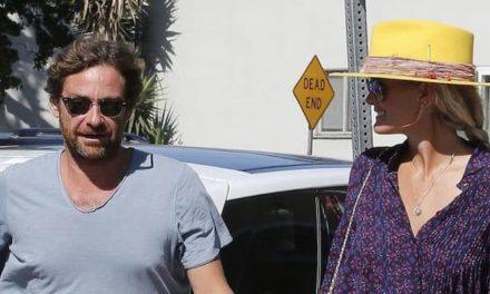Laetitia Hallyday et son Amoureux Pascal Balland au Mexique