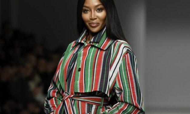 MODE/ FASHION : Fashion Week hiver 2020-21 : la Mode Africaine à Paris sublimée par Naomi Campbell sur le podium de Kenneth Ize
