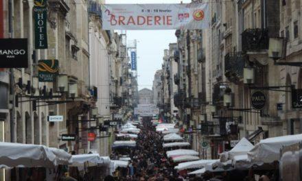 Bordeaux : Trois jours de braderie après les soldes