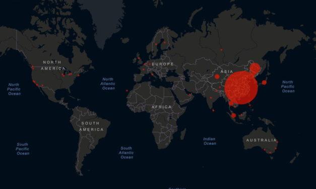 Coronavirus : Près de 600 dans le monde  – Un nouveau né contaminé
