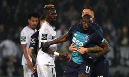 Le Joueur de Porto Moussa Marega Quitte le terrain pour des propos racistes