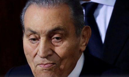 L'ancien President Egyptien Hosni Moubarak est mort