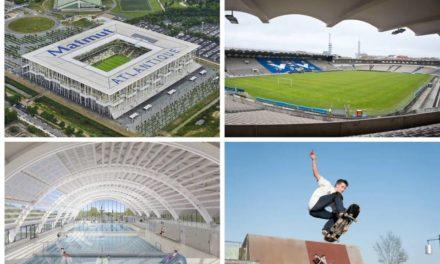 Municipales 2020 à Bordeaux : La vision des candidats sur les infrastructures sportives