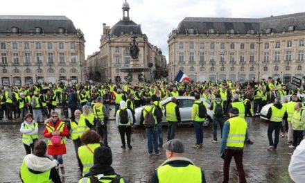 Les Gilets jaunes à Bordeaux : 29 interpellations
