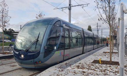 Le Tram D arrive enfin à Eysines – Inauguration du 2ème tronçon de la ligne D vers Eysines Cantinolle le 29 février 2020
