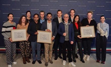 MODE : Tommy Hilfiger recompense les Lauréats du Fashion Frontier Challenge