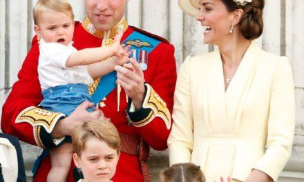 Le Soutien aux personnels soignants du Prince William et sa famille