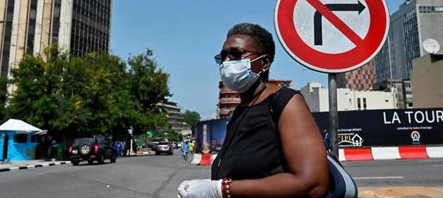 La pandémie en Afrique le 27 Mai