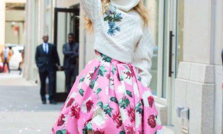 Mode/Fashion : Celine Dion continu sa folie mode
