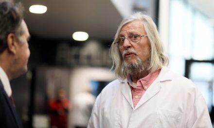 Coronavirus : Marseille, l'institut du professeur Raoult dépiste tous les patients fébriles