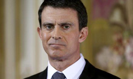 La Réaction de Manuel Valls à la décision du Président Ouattara
