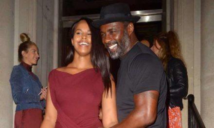 La femme d'Idris Elba à son tour contaminée