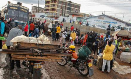 En Afrique, le Covid-19 nourrit une vague d'exode urbain