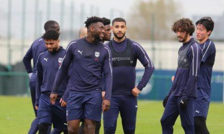 Coronavirus : les joueurs Girondins de Bordeaux mis au chômage partiel par le club