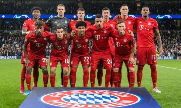 Cyber-entrainement du Bayern