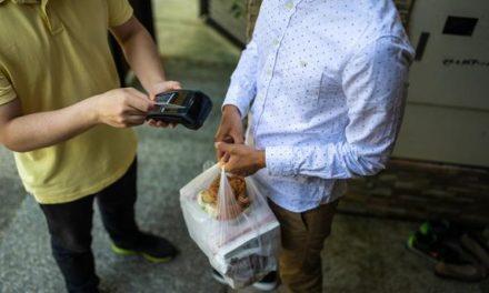 Confinement et livraison à domicile des repas