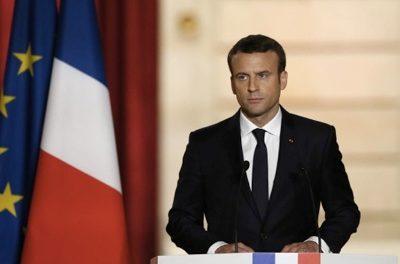 Emmanuel Macron appelle à l'annulation de la dette africaine