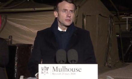 Ce qu'il faut retenir du discours du Président Macron à L'hôpital militaire de Mulhouse