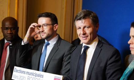 Election Municipale à Bordeaux : Nicolas Florian en tête
