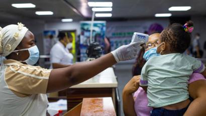 La riposte de l'Afrique face au coronavirus