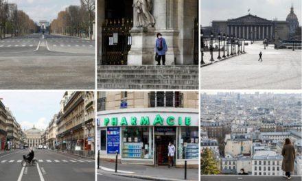 Paris Confiné