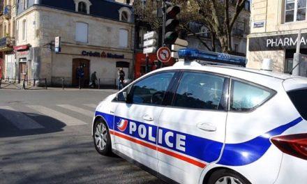 Confinement à Bordeaux : La Police dans la rue