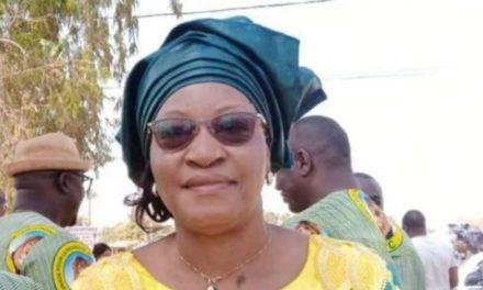 Coronavirus: Décès de Marie-Rose Compaoré, 2ème vice-présidente de l'Assemblée nationale du Burkina Faso