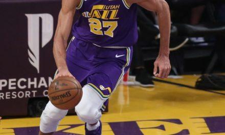 La NBA suspend sa saison : Le Basketteur Rudy Gobert testé positif au coronavirus