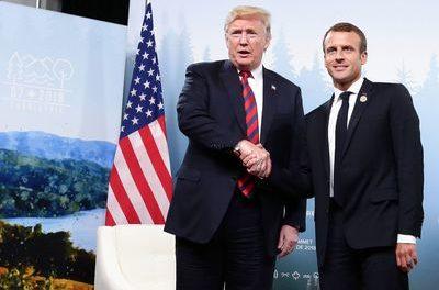 Trump remplace de sommet du G7 par une vidéoconférence