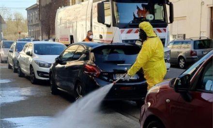 Coronavirus : le maire de Bordeaux envisage une désinfection des rues
