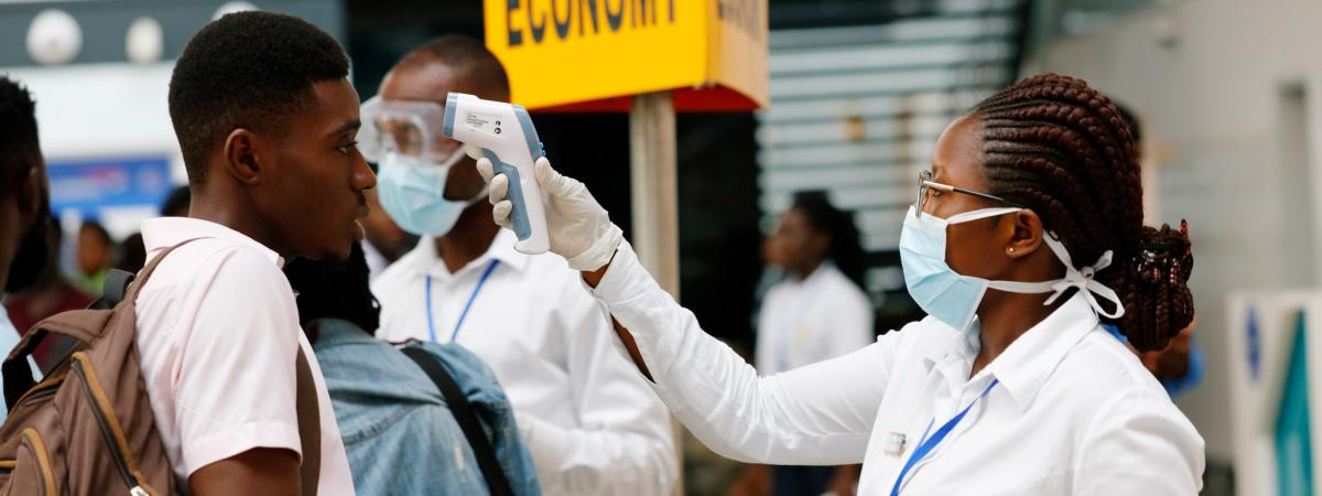 Coronavirus : Le Ghana lance une application