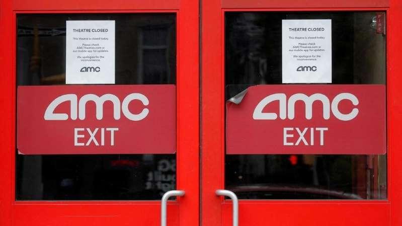 Le Studio Americain Universal déclenche la fureur du leader des salles de cinéma AMC