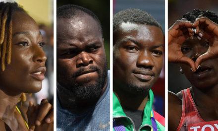 2020 sans Jeux olympiques: des athlètes africains confinés mais motivés