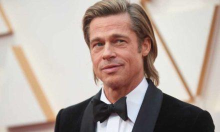 Brad Pitt profite de ses enfants avec le confinement