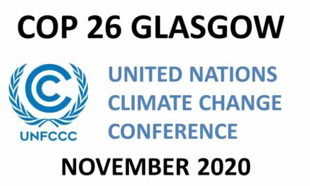 Coronavirus: la COP26 à Glasgow reportée