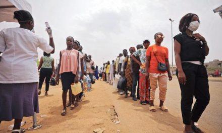 L'ampleur de l'épidemie de coronavirus en Afrique