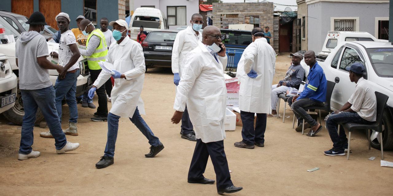 L'Afrique face à la pandemie de Covid-19 le Dimanche 19 Avril