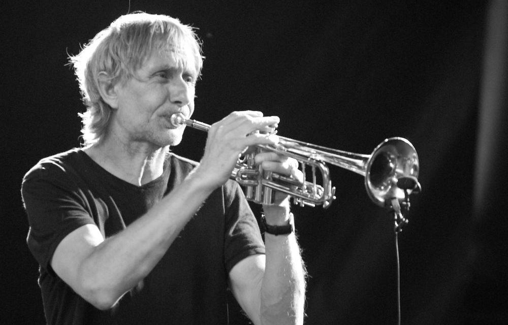 Téléconcert en multicam du trompettiste légendaire Erik Truffaz