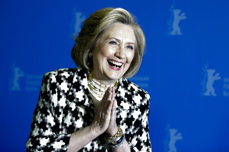 Présidentielle : Hillary Clinton soutien Joe Biden