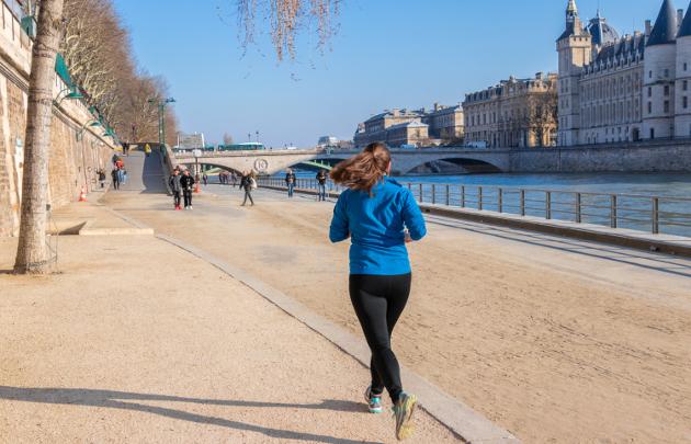 Confinement à Paris: les activités sportives interdites entre 10h et 19h