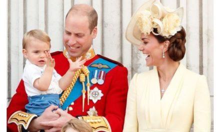 Le Prince William et Kate se préparent pour le deuxième anniversaire de leur fils Louis
