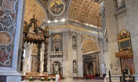 Les voeux du Pape en cette fête de Pâques