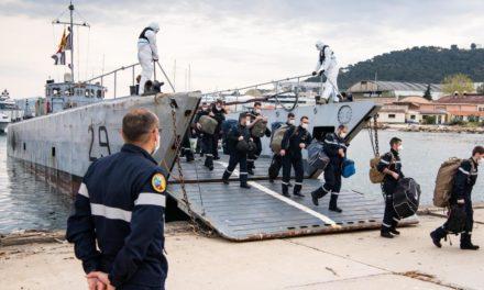 """Coronavirus: Le tiers de l'équipage du porte-avions """"Charles-de-Gaulle"""" contaminée au Covid 19 – Le témoignage d'un des marin"""