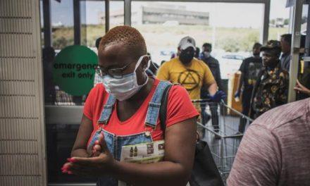 L'Afrique face à la Pandemie le Lundi 13 Avril