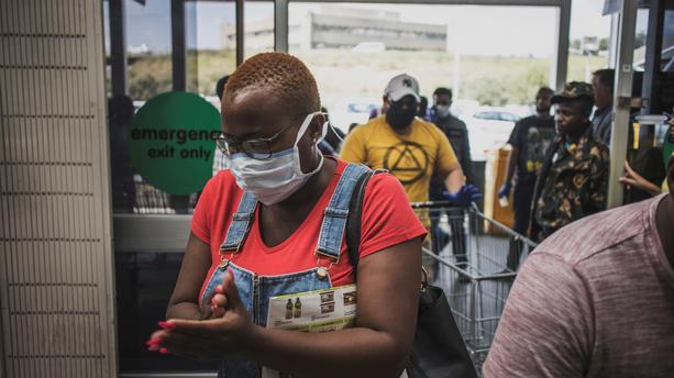 L'Afrique du sud franchit la barre du million de cas positifs au Covid-19
