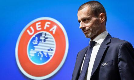 L'UEFA étudie la possibilité de terminer l'édition 2020 de la Ligue des Champions au mois d'Août
