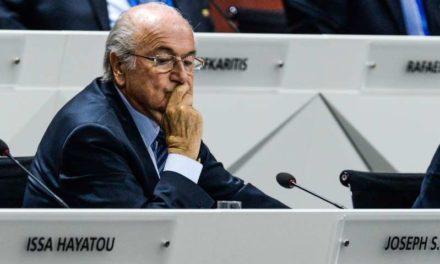 Déclaration polémique de l'ancien boss de la Fifa sur la coupe du monde 2022